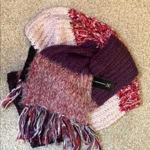 NWT Lovely INC Brand Multi-color Winter Scarf.